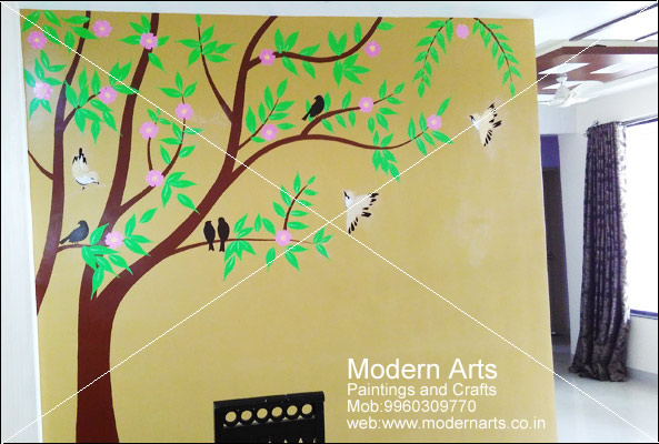 Modern Arts Paintings Carfts Provide Wall Graphics Paintings In