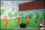 School wall painting artist in Pune